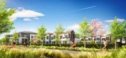 Concours 3D d'architecture de logements