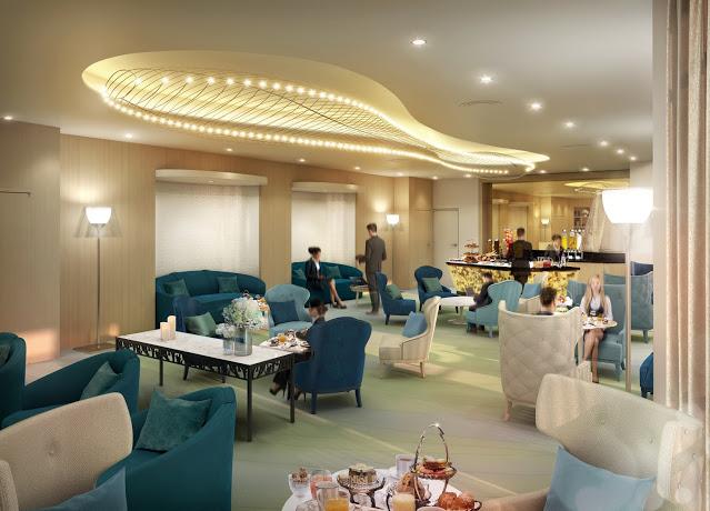 Prix perspective ou film architecturale - tarif d'une image 3D d'un salon de spa luxe